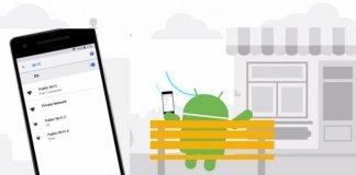 Android Oreo Wi-Fi