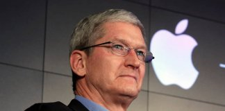 Apple, Tim Cook, CEO,