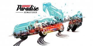 Burnout Paradise City Remaster