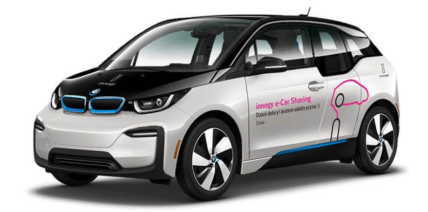 Innogy car sharing