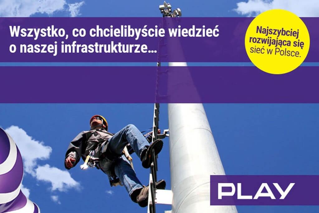Play infrastruktura