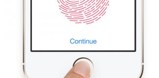 Czytnik linii papilarnych, touch id, face id, apple, iphone 12,