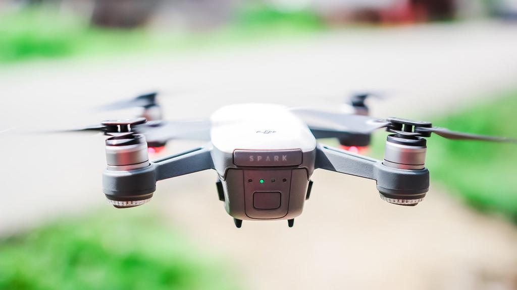 iPhone dron