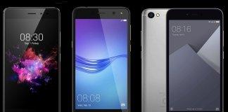 smartfony budżetowe