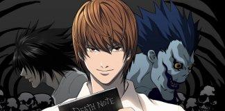death note, kira, yagami, light, notatnik śmierci, netflix, anime, manga