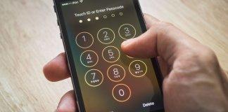 iPhone kod
