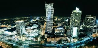 blackout Warszawa