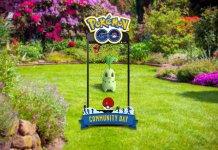 pokemon Go Community Day Chikorita