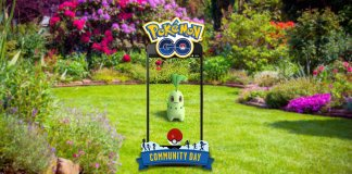 pokemon Go Community Day Chikorita