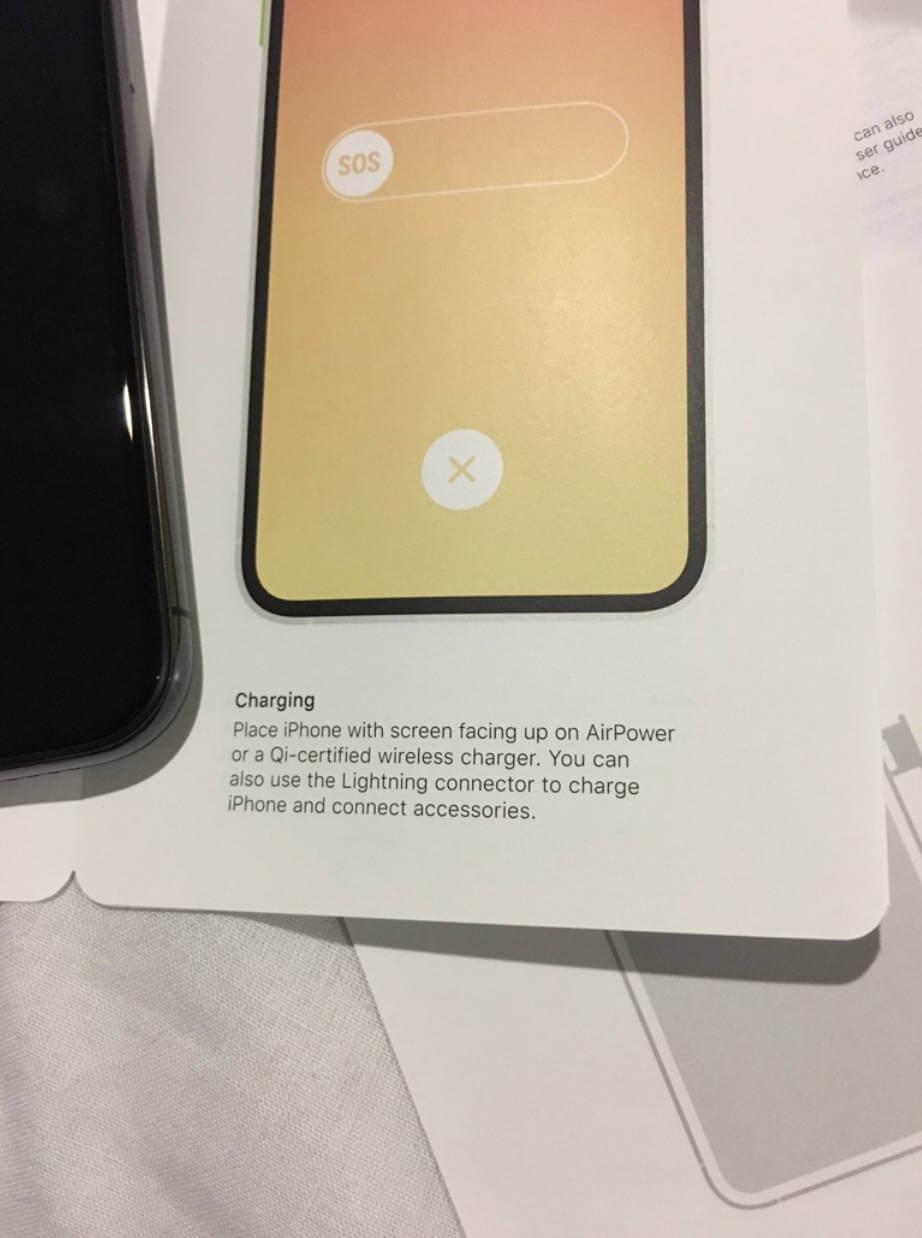 AirPower IPhone XS