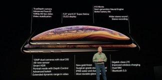 iPhone XS LTE