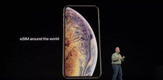 iPhone eSIM