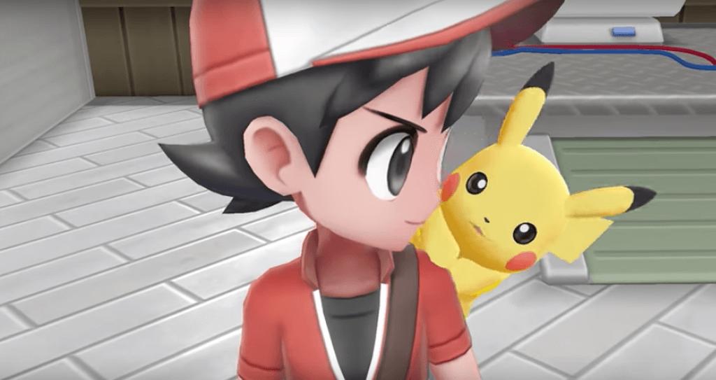 pokemon, go, lte's go, pikachu, eevee, niantic, switch,