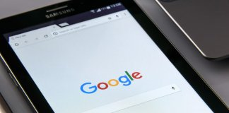 Chrome smartfon