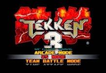 Tekken 3 PlayStation Classic