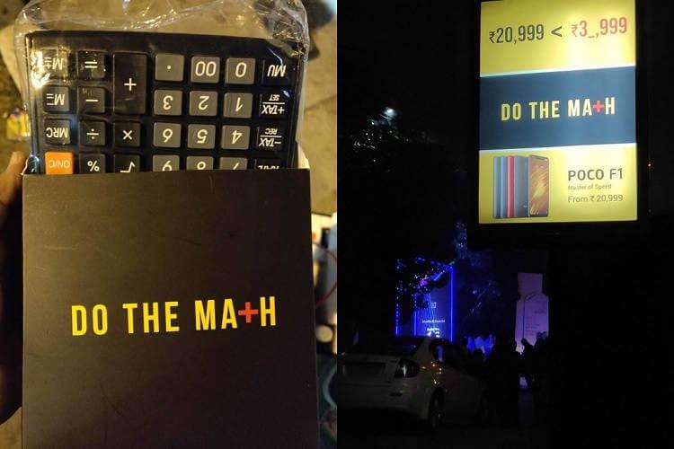 Xiaomi kalkulator