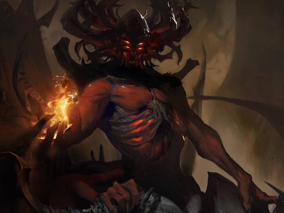 Diablo Immortals Skarn
