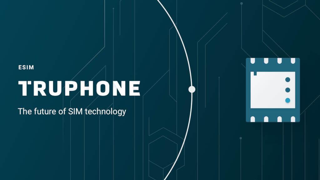 eSIM iPhone Truphone