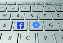 facebook, messeger