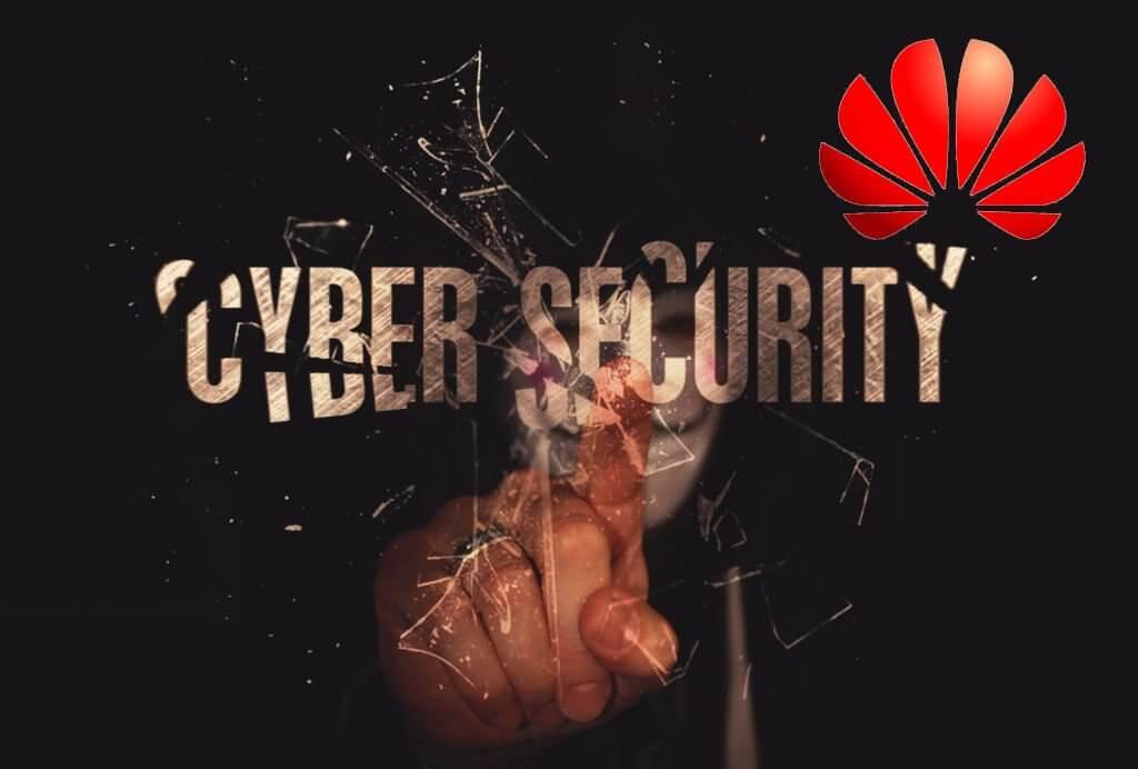 Huawei cyberbezpieczeństwo