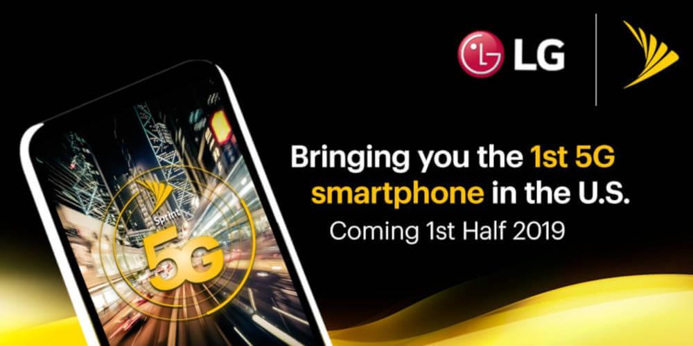 LG 5G Sprint