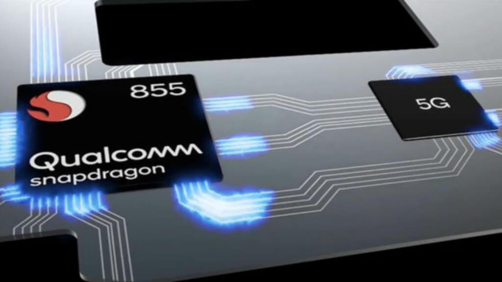 Snapdragon 855 5G