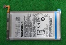Galaxy S10 Lite bateria