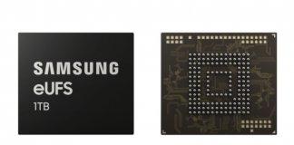 Samsung 1 TB eUFS