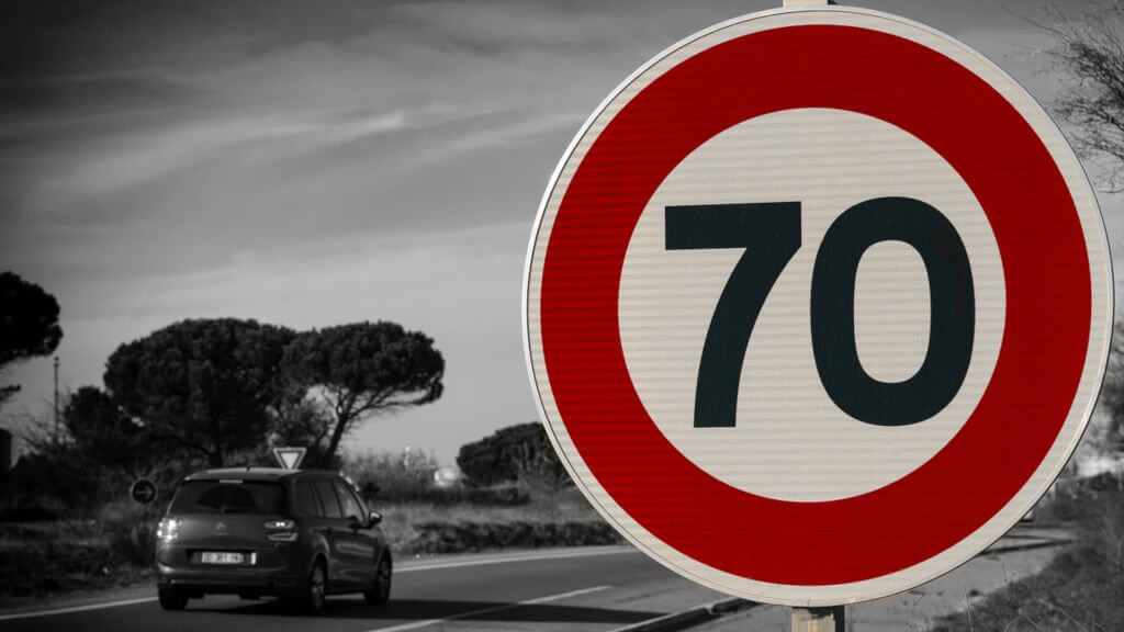 ograniczenie prędkości