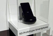 Samsung 5G CES2019