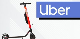 hulajnoga Uber Jump