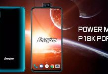 Energizer Power Max P18K Pop