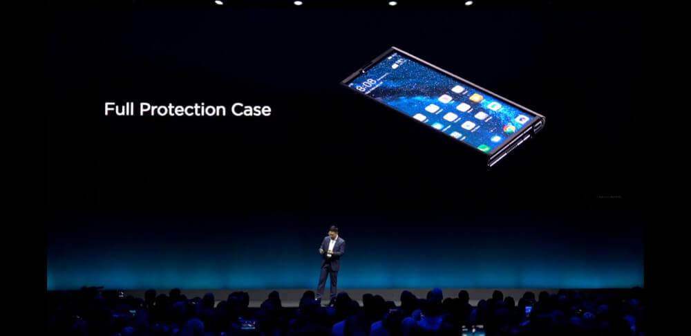 Huawei Mate X etui