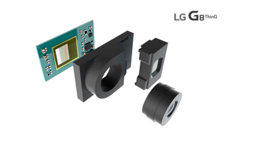 lg g8 thinq tof