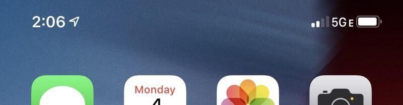 iOS 5G E