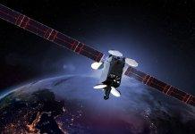 Intelsat satelita