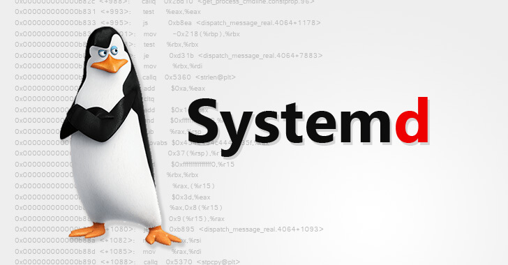 linux, systemd