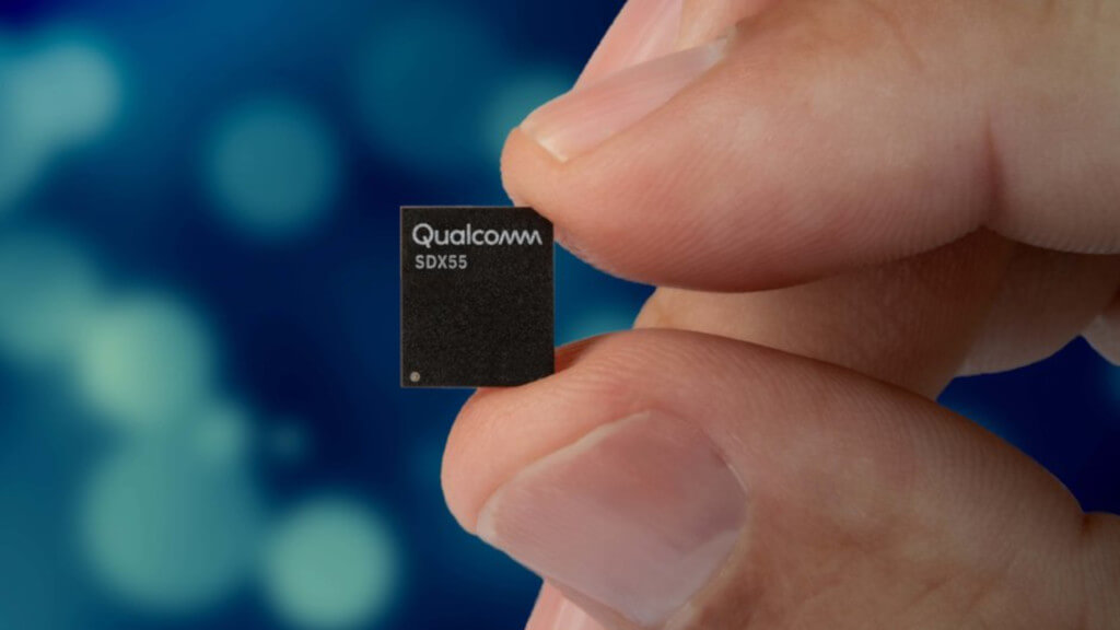 snapdragon x55 qualcomm
