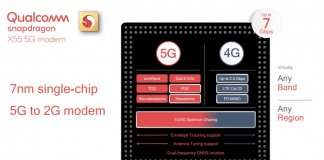 Snapdragon X55 LTE