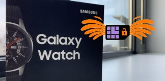Orange eSIM Galaxy Watch
