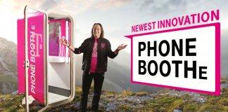 T-Mobile budka telefoniczna
