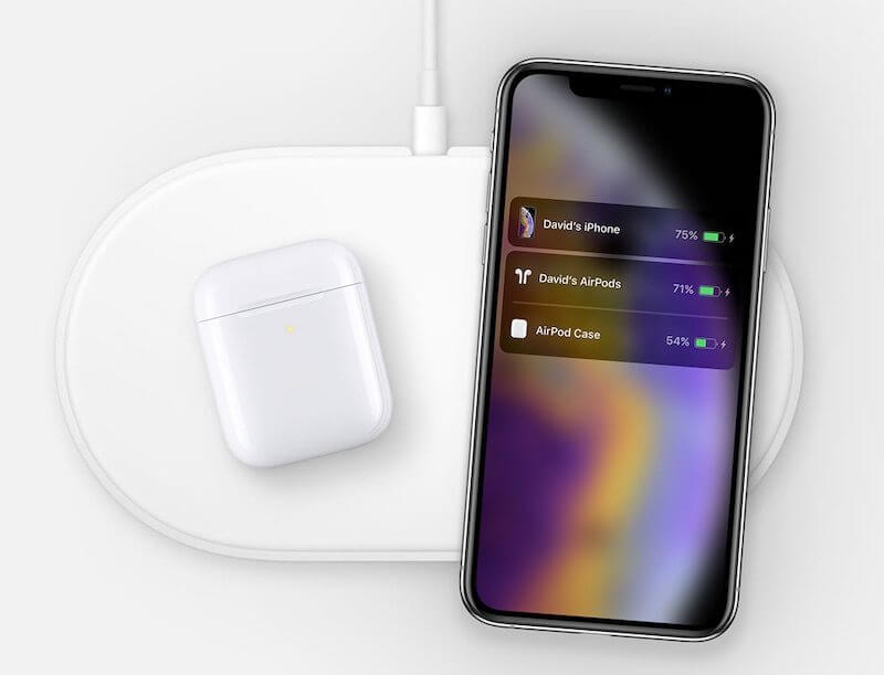 AirPower iPhone XS AirPods