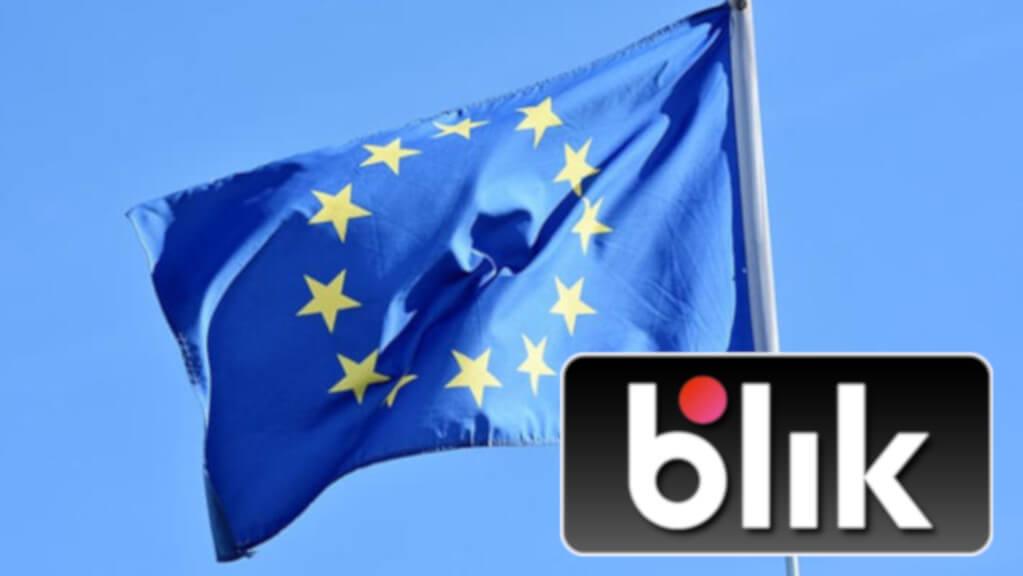 blik, europa, przelewy międzynarodowe