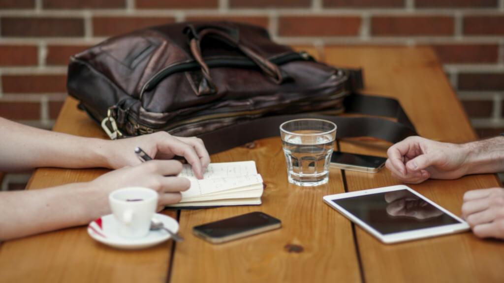 Podłączyć kawiarnię