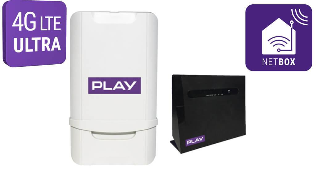 Play Net BOX ZTE