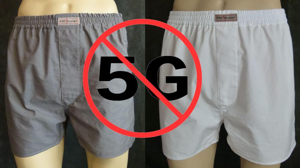 szorty anty 5G