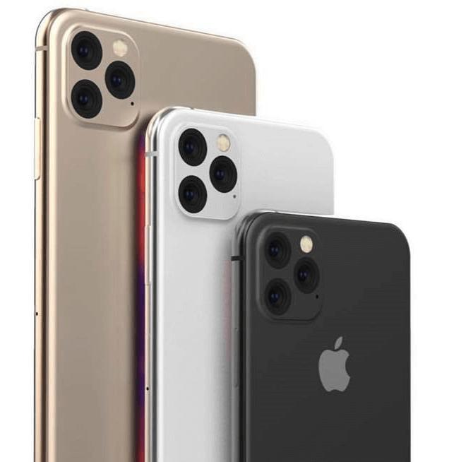 iphone XI, apple, wyspa fotograficzna, trzy obiektywy, apple, cuprtino
