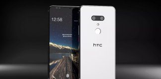 HTC smartfon
