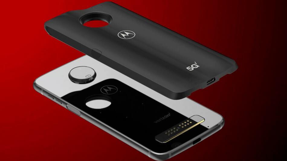 Motorola Moto Z3 5G Moto Mod