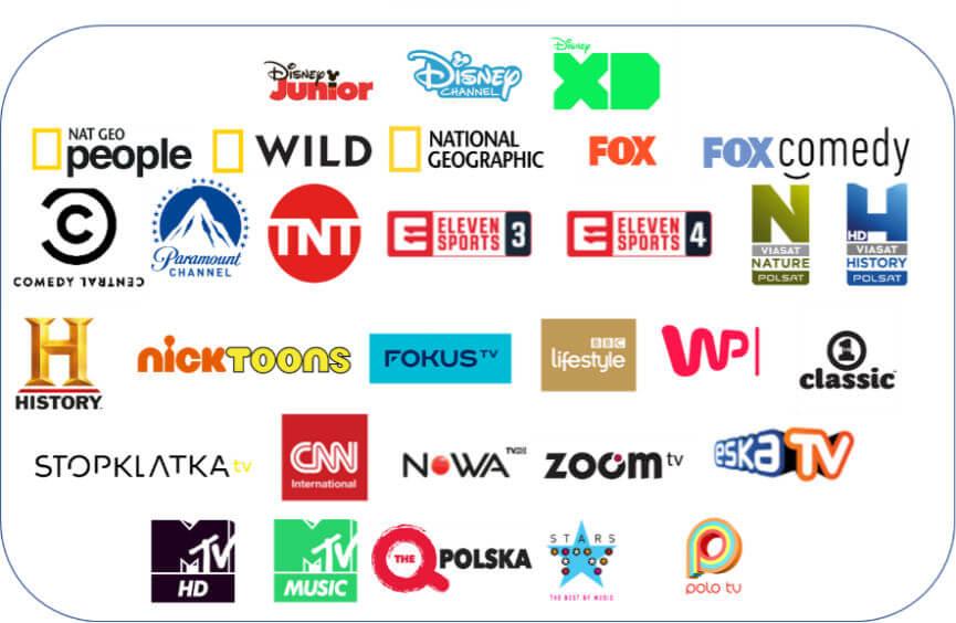 Play Now TV programy